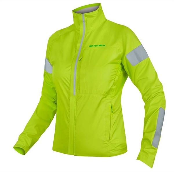 Endura WMS Urban Luminite Jacket Women neon-yellow
