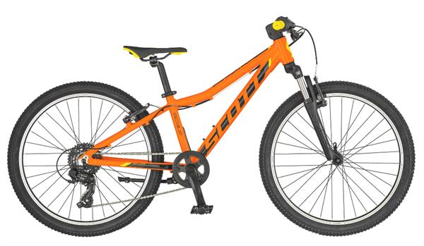 Scott Bike Scale 24 orange 2019 Kinderrad