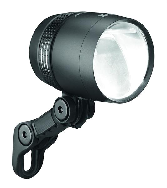 Busch & Müller LED Front Light IQ-X E black anodized
