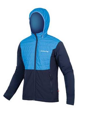 Endura MTR Primaloft Jacke blau
