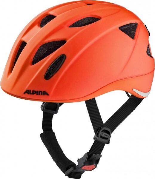Alpina Ximo LE Kinderhelm red