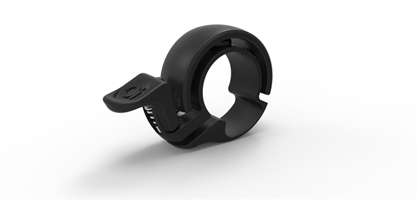 Knog Oi Classic Bell small - black/matte black