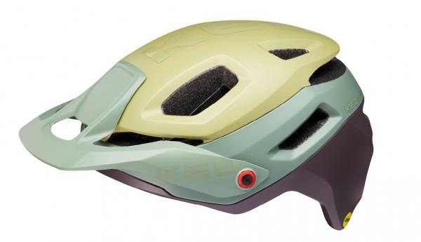 KED Pector ME-1 MTB Helmet olive/lilac