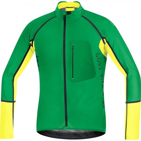 Gore Bike Wear ALP-X PRO WS SO Z-Off Jersey fresh green/cadmium yellow %