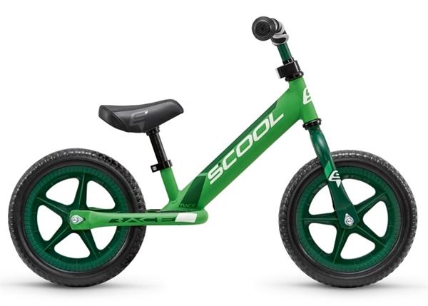 S´COOL pedeX Race 12'' lemon/green matt