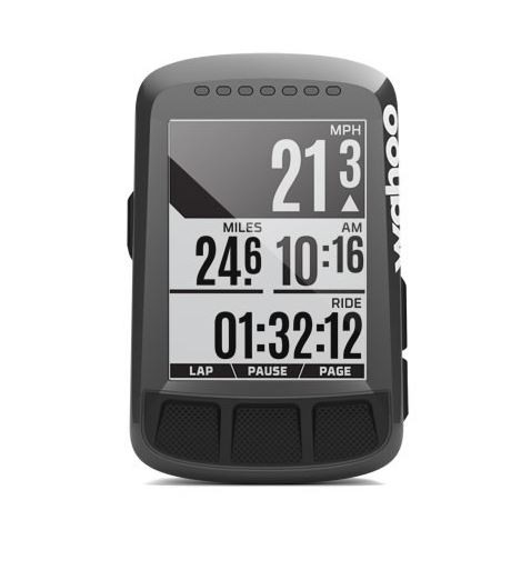 Wahoo Elemnt Bolt Cycling Computer Bundle