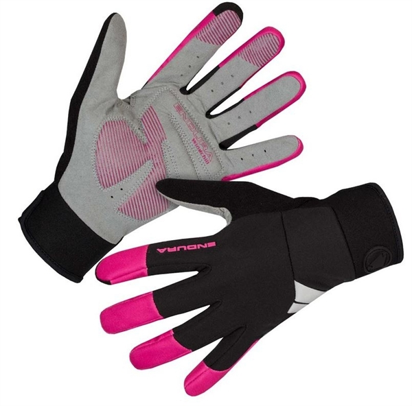 Endura WMS Windchill Glove cherry red