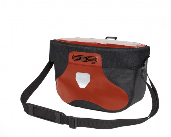Ortlieb Ultimate Six Free rust-black 6,5L