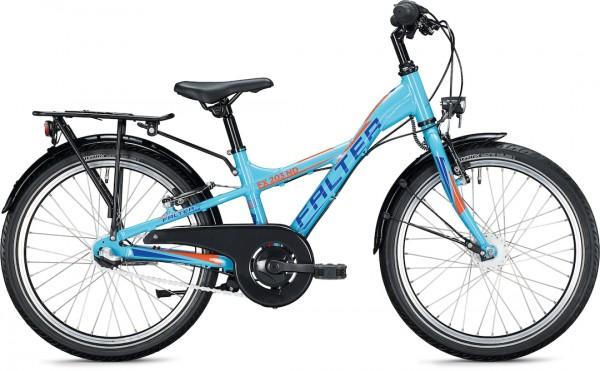 """Falter FX 203 ND Y-Lite 28 20"""" light blue-orange Aluminium"""