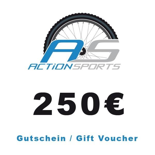 Gift Voucher 250 EUR