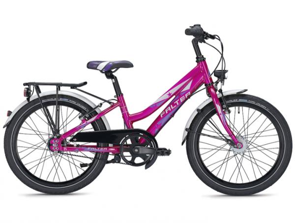 Falter FX 207 Pro 20 Zoll trave pink Kinderrad %