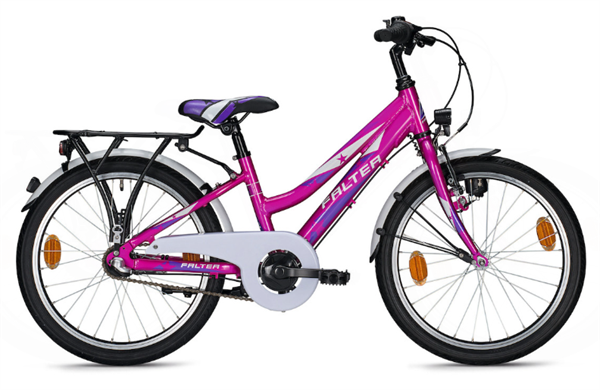 Falter FX 203 20 Zoll trave pink Kinderrad %