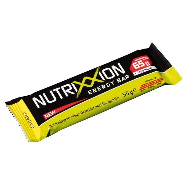 Nutrixxion Energy Bar Banana