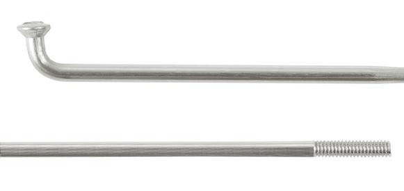 DT Swiss Alpine III Speiche 2.34/1.8/2.0 silber