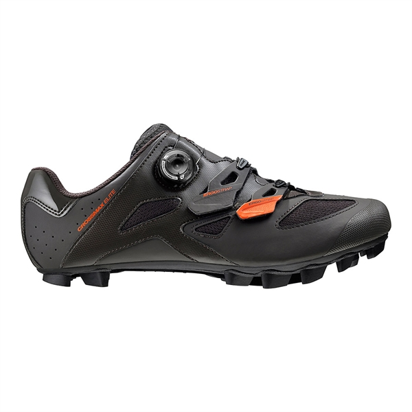 Mavic Crossmax Elite MTB Shoe after dark/fluorescent orange/black