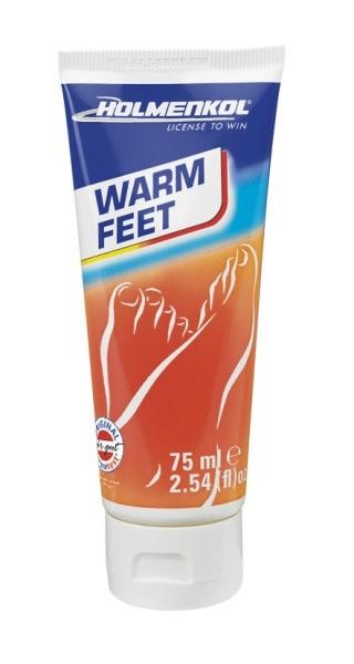 Holmenkol Warm Feet Creme 75ml