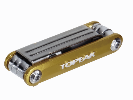 Topeak Tubi 11 gold