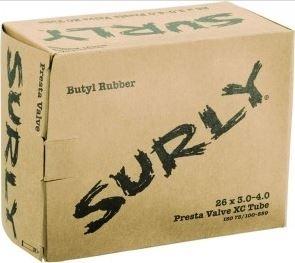 Surly Fatbike Tube, Presta, 26x3.0-4.8, 1.0mm