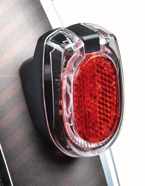 Busch & Müller Secula E rear light for E-Bikes fender mounting