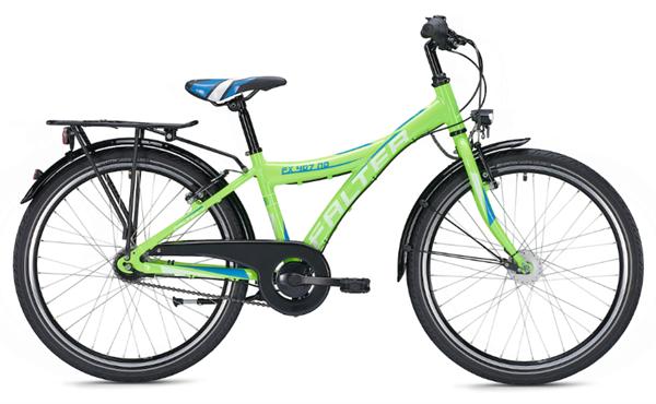 Falter FX 407 ND 24 Zoll Y grün/blau Kinderrad