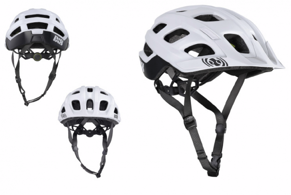 IXS Trail XC Helm white