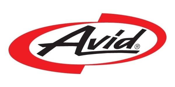 Avid Original Bremsleitung für XX, Code, Elixir, Juicy - schwarz / weiß