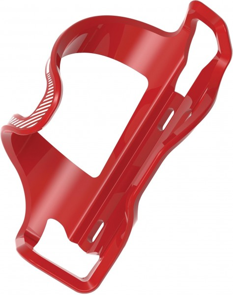 Lezyne water bottle holder Flow Cage E red-white / right