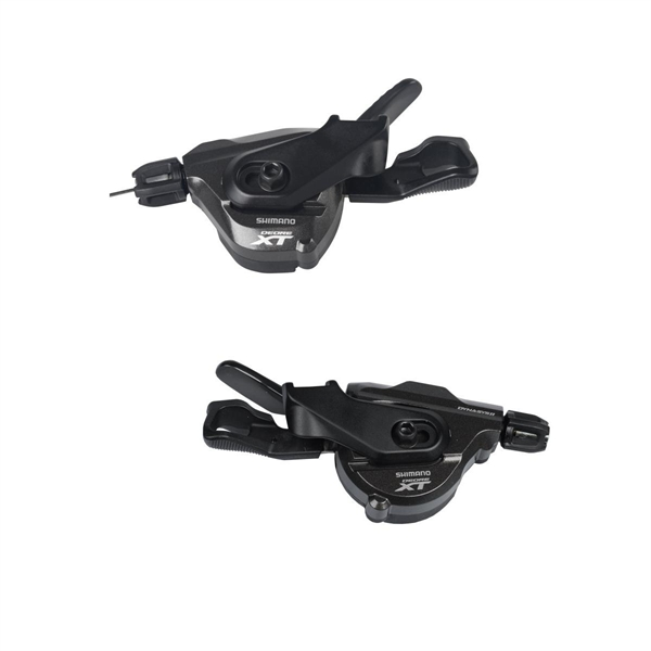 Shimano Schalthebel Deore XT SL-M8000 Paar 2/3x11-fach, I-Spec B