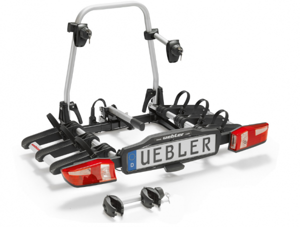Uebler X31 S Tow Bar Carrier for 3 Bikes