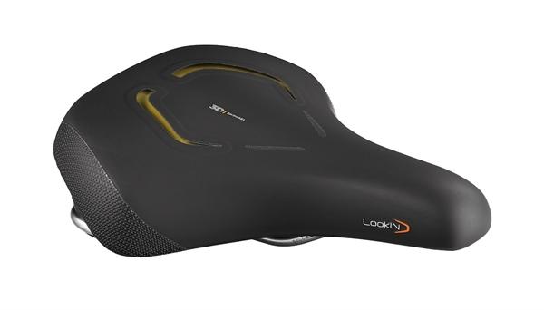 Selle Royal City Saddle Look in Relaxed
