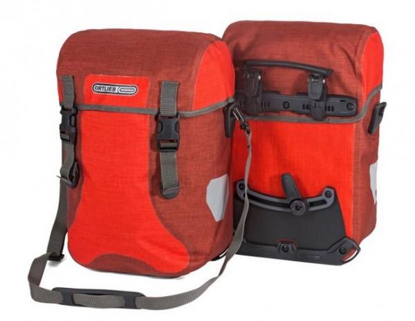 Ortlieb Sport-Packer Plus QL2.1 signal red/dark chili
