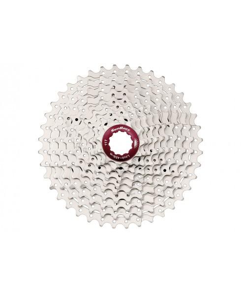Sunrace Kassette CSMX3 10-fach 11-46 silber
