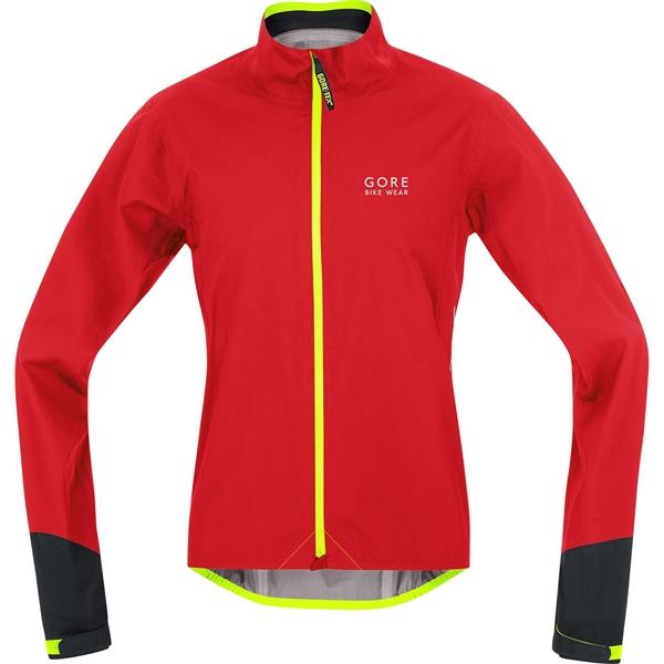 Gore Bike Wear Power GT AS Jacke red / black