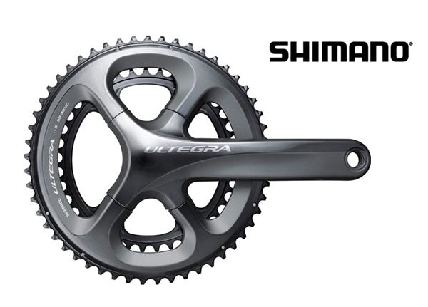 Shimano Ultegra Crankset FC-6800 2-speed 50/34 170mm