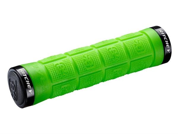 Ritchey WCS Trail Lock Grips - green