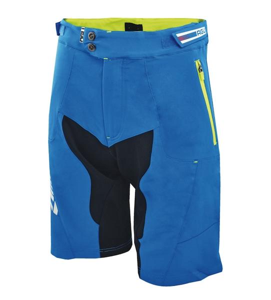 AGU Radhose MTB Shorts - blau