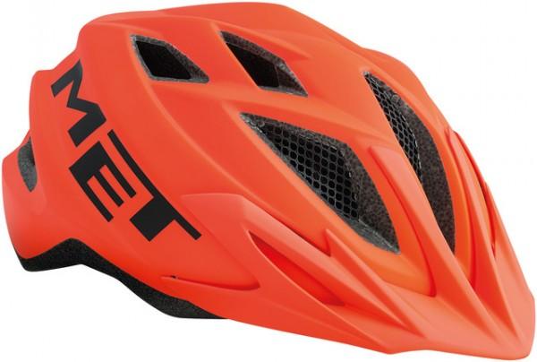 Met Crackerjack Helmet orange - Unisize