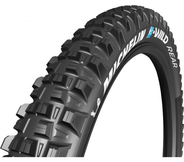 Michelin E-Wild GUMX TS TLR Rear Tire 27,5 x 2.6""