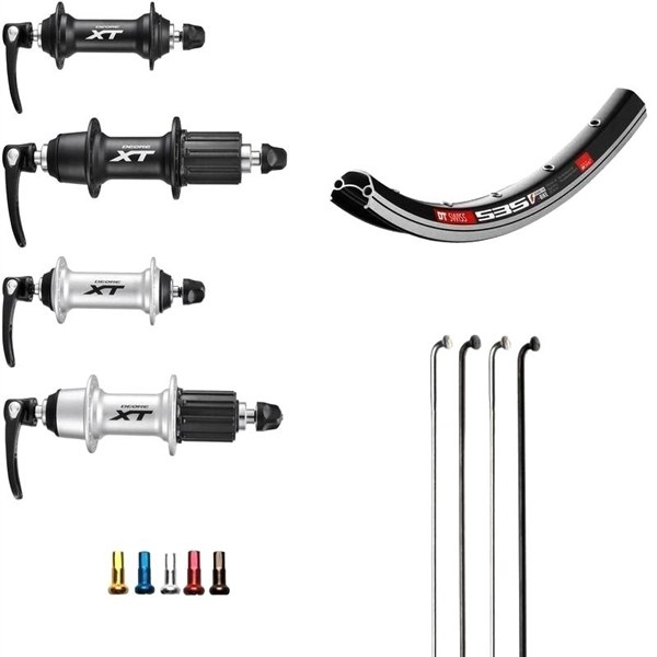 Shimano XT Custom Wheelset MTB 26 Inch