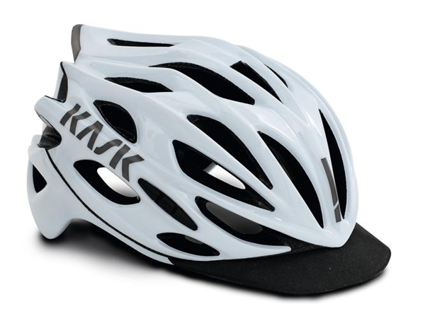 Kask Helmet Mojito X Peak white