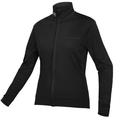 Endura WMS Women Xtract Roubaix longsleeve Jersey black