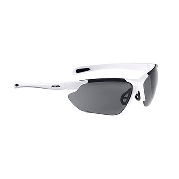 Alpina Brille Jalix white matt-black