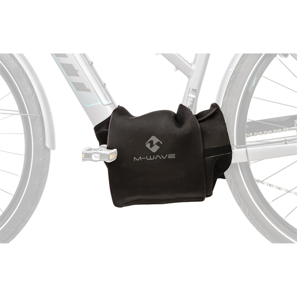 M-Wave E-Protect Center Protective Cover for E-Bike Motor