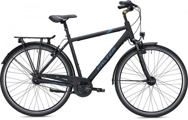 """Falter City / Urbanbike C 4.0 XXL (65) 28 """"matt black"""