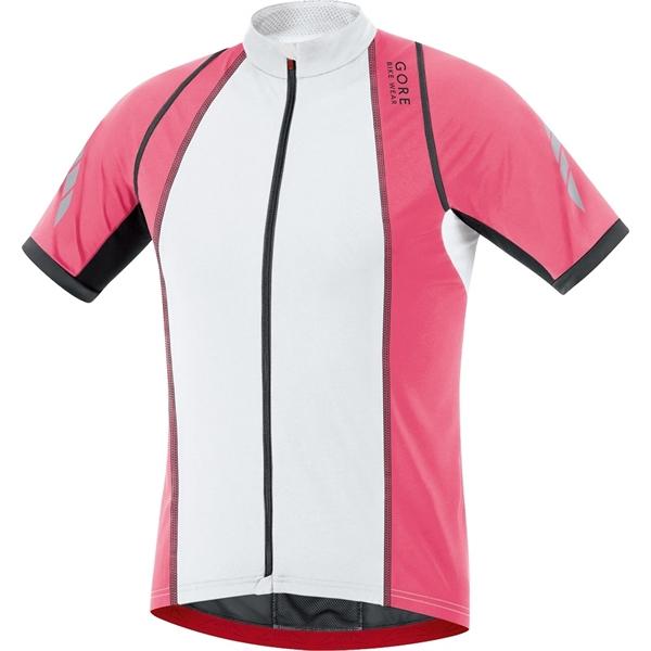 Gore Bike Wear Xenon 3.0 Jersey white/giro pink %