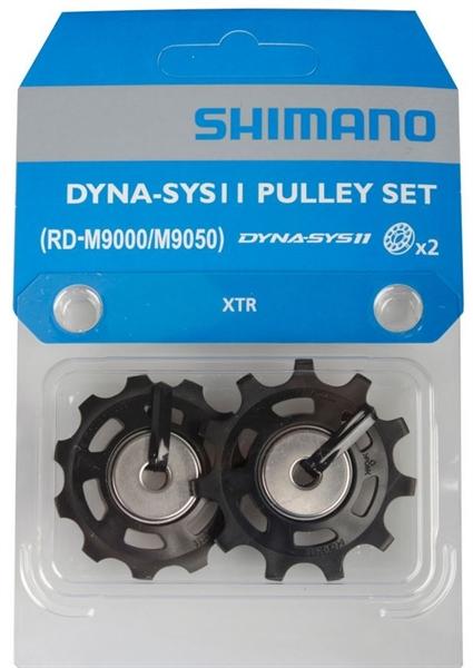 Shimano Schalt- und Führungsrollensatz für XTR 9000
