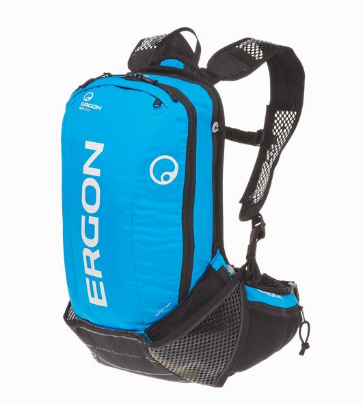 Ergon BX2 Evo Rucksack black/blue
