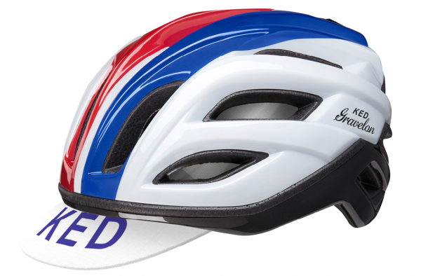 KED Gravelon MTB Helmet tricolor