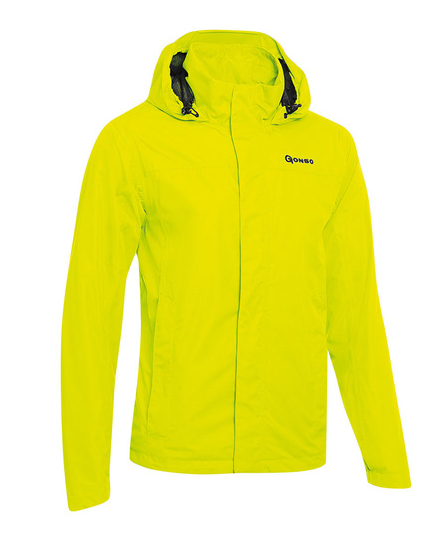 Gonso Save Allwether Jacket safety yellow
