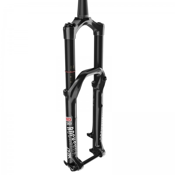 "Rock Shox Pike RCT3 2018 Dual Position Air 2018 27.5"" - matte black - Boost - 160mm"